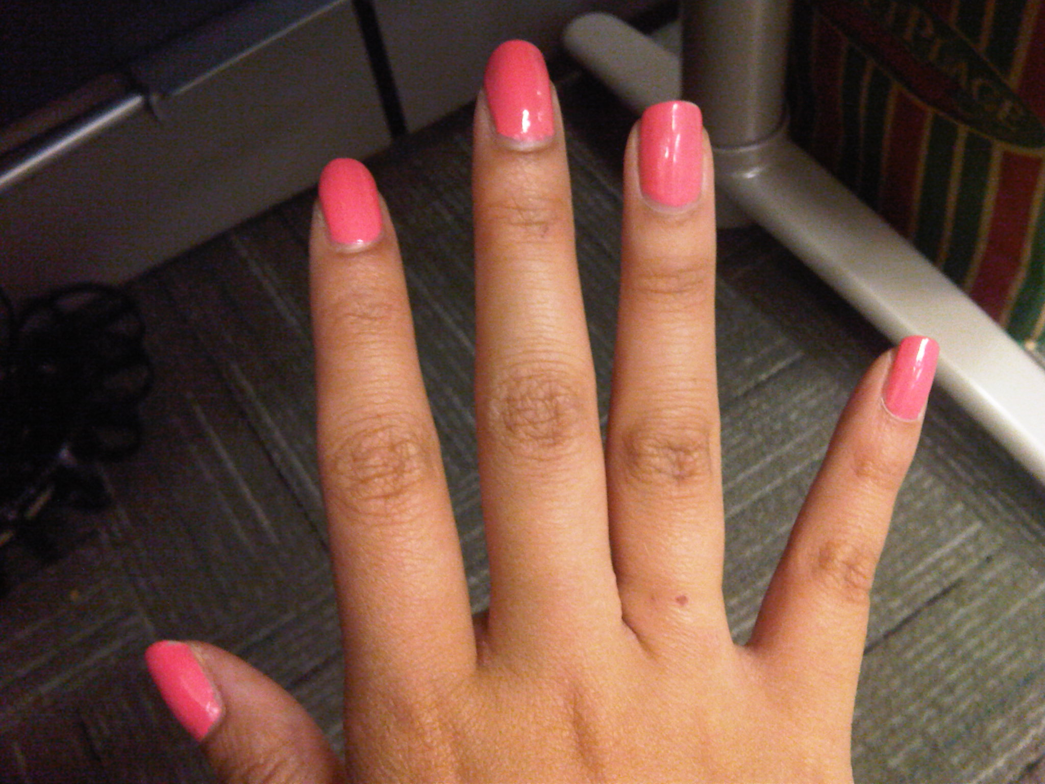 Nail Designs For Dark Skin: Top most popular best nail polish colors ...
