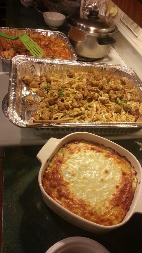 cousins dinner 2