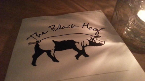 The Black Hoof